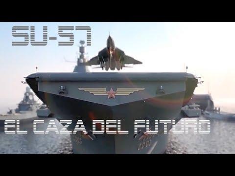 Sukhoi 57 Caza del Futuro?  T-50 PAK FA