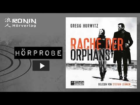 Rache der Orphans YouTube Hörbuch Trailer auf Deutsch