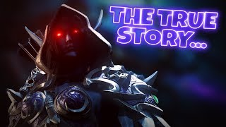 The True Story of Sylvanas Windrunner! - (Warcraft Lore)