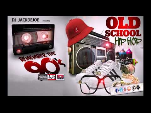 HIP HOP OLD SCHOOL MIX ( Best of 90's Hip Hop ) - Hip Hop Throwback