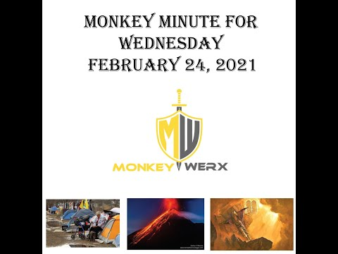 Monkey Minute 2 24 21