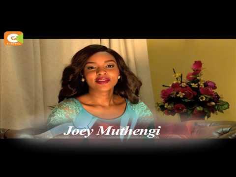 #Kenyaprays sting Joey Muthengi