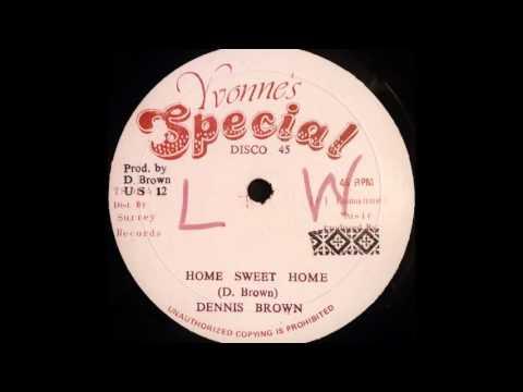 DENNIS BROWN - Home Sweet Home [1982]