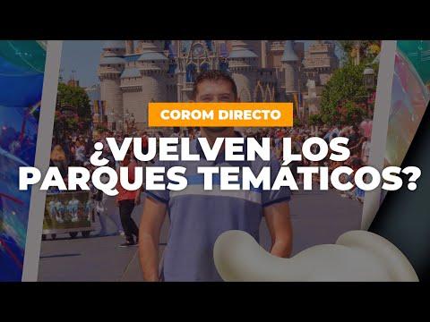 Actualidad de los Parques Temáticos | Repasamos en directo las noticias #CoromDirecto