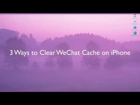 3 Free Tricks to Clear WeChat Cache on iPhone