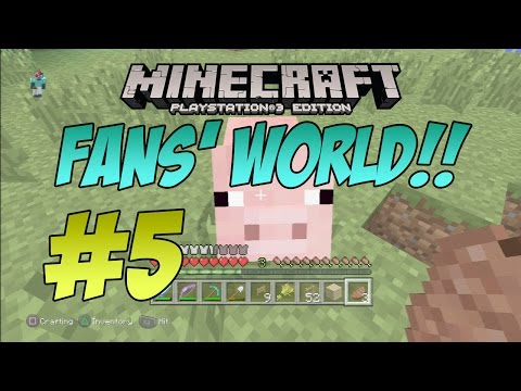 EthanGamerTV Fans' Minecraft World - Episode #5 (KID GAMING)