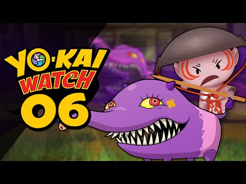 Yo-Kai Watch - Episode 6 | Dream Eater Baku!