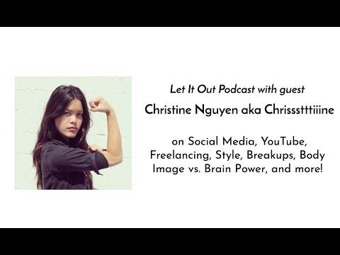 192 | Chrissstttiiine on YouTube, Freelancing, Style, Body Image vs. Brain Power