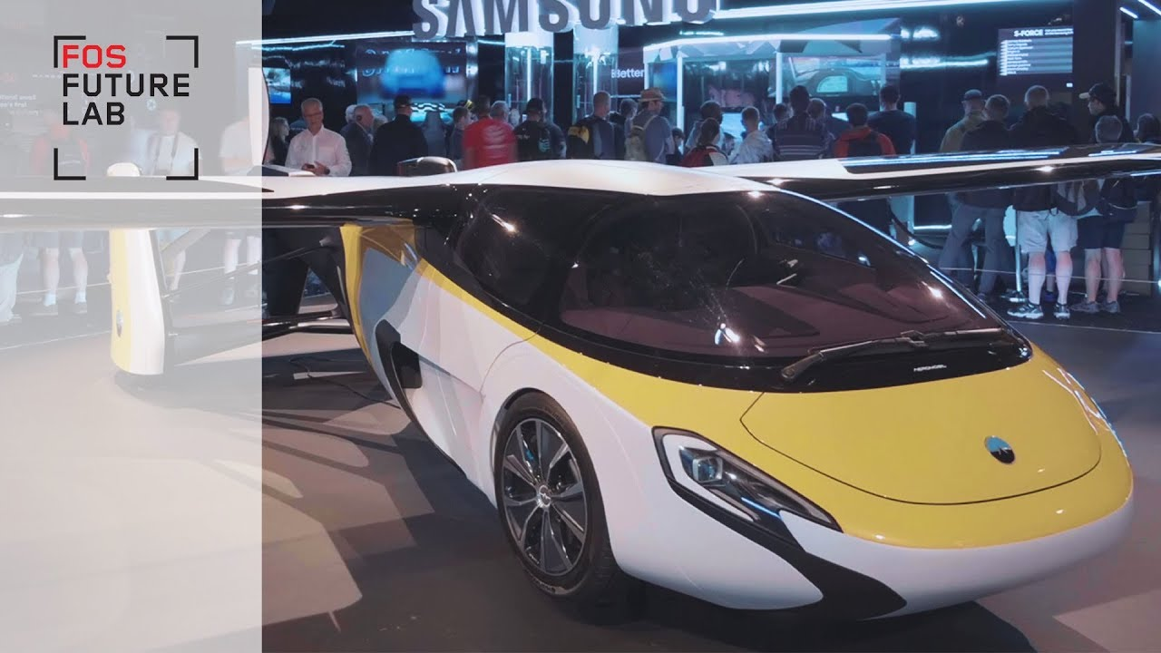 Is Aeromobil The Most Incredible Flying Car You Ve Seen Youtube