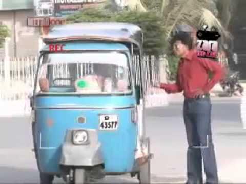 Zara Hut Kay Rickshaw wala Funny Clips Pakistani Comedy New   Video Dailymotion