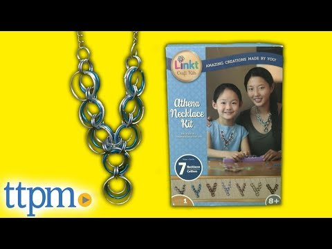 Linkt Craft Kits Athena Necklace Kit from Neat-Oh!