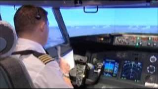 flight experience boeing 737 800ng simulator chc to wlg