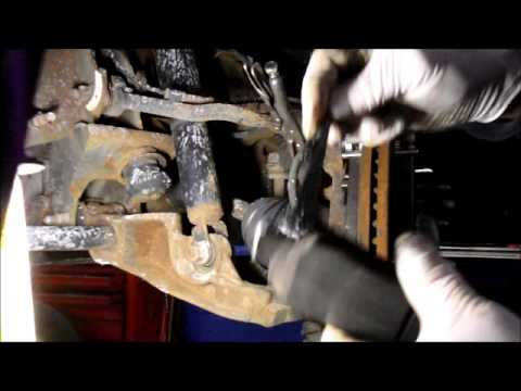 How To Replace The Front Brakes And Caliper On A 2007