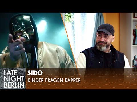 Sido, bist du ohne Führerschein gefahren? Kinder fragen Rapper | Late Night Berlin | ProSieben