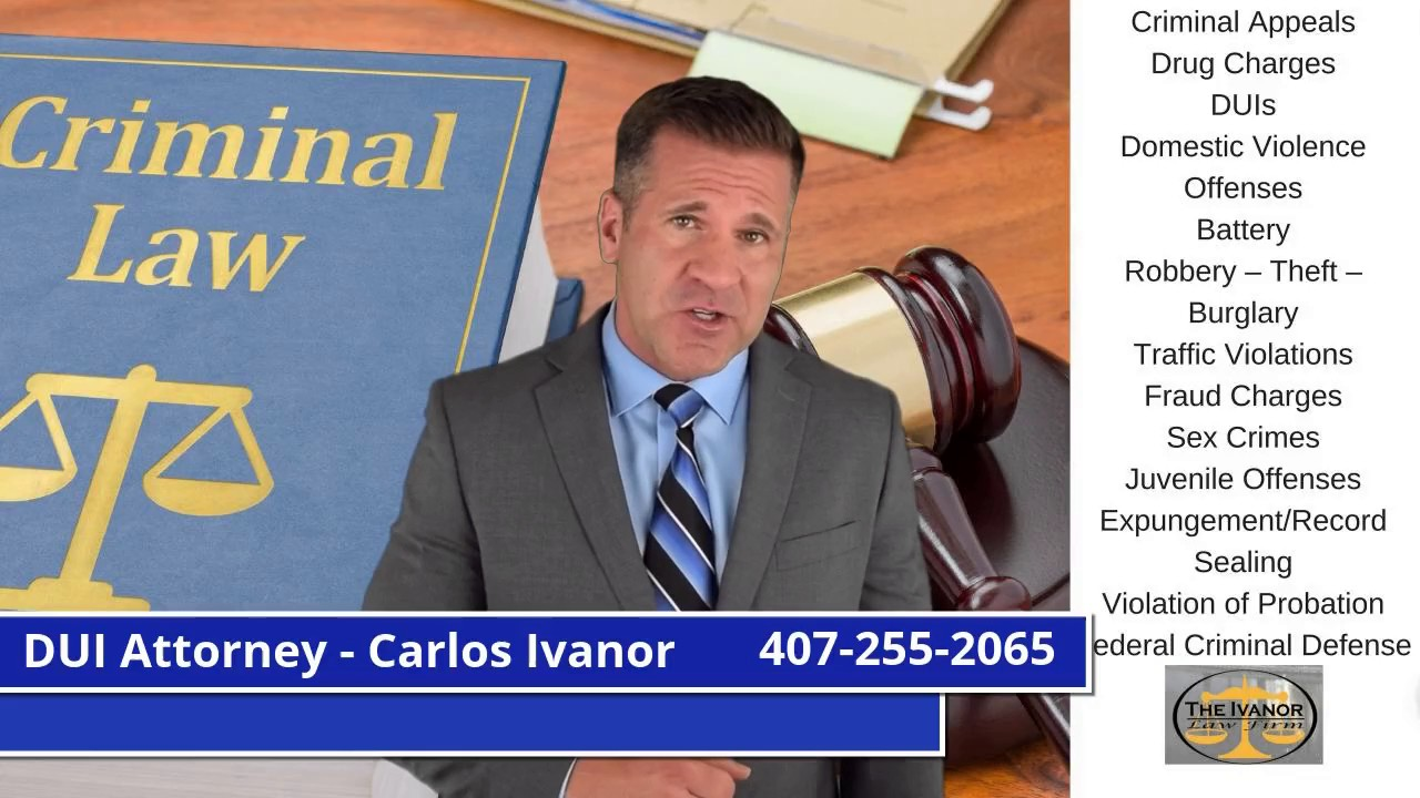 Top best criminal justice lawyer Winter Garden Florida - YouTube