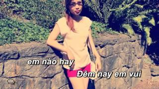 Ly Ruou Dang Cay - Truong Vu - Karaoke HD (Beat Chuẩn)
