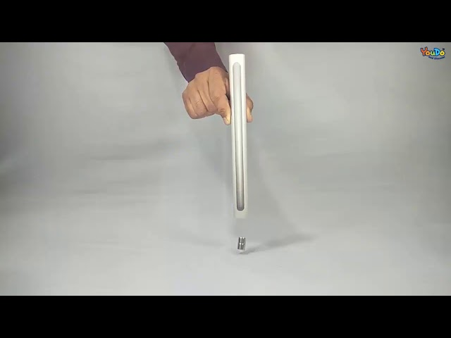 Eddy Current in an Aluminium Tube II YouDo Videos