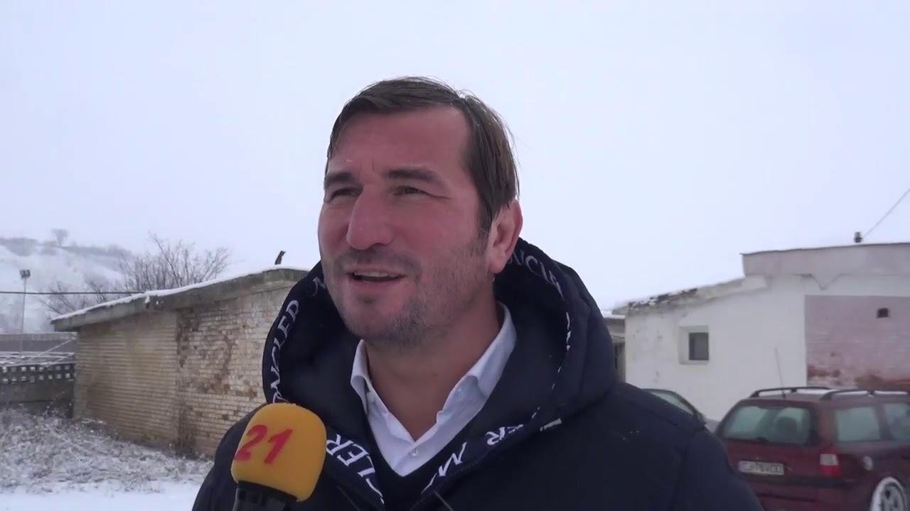 Președintele FR Rugby în vizită la Turda (11.01.2019)