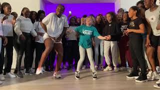 La Katangaise choreo by @Jenybsg