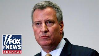 NYC Mayor de Blasio discusses protests, daughter's arrest