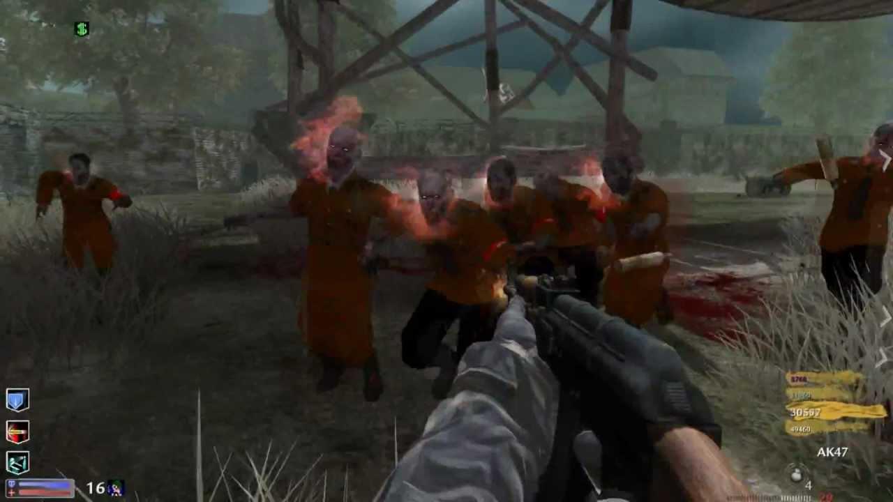 Custom Zombie Map Auschwitz Buyable Ending
