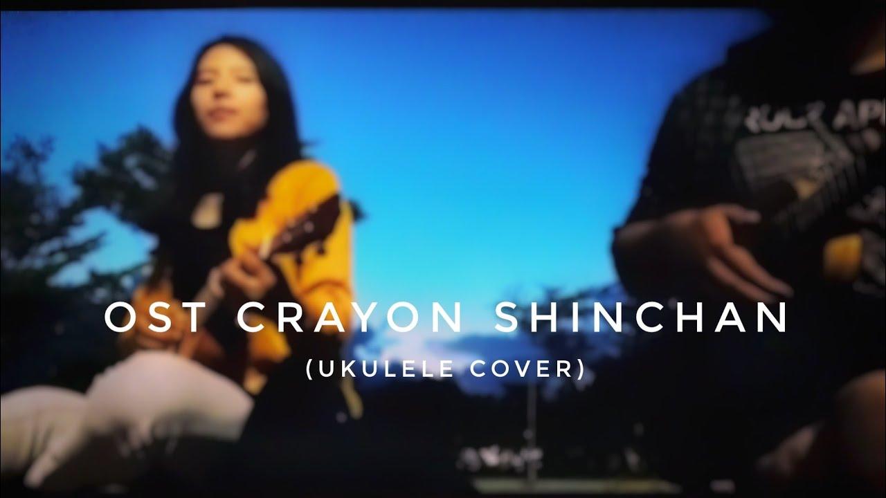 OST Crayon Shinchan | Ukulele Cover