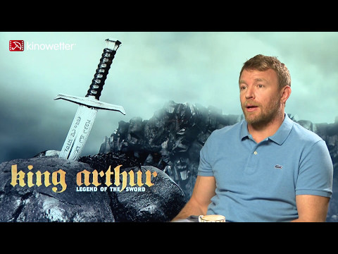 Interview Guy Ritchie KING ARTHUR: LEGEND OF THE SWORD