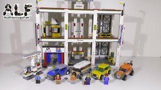 Lego City 4207 City Garage / Grosse Werkstatt - Lego Speed Build Review