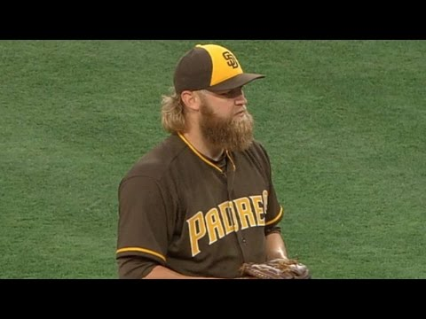 SF@SD: Cashner fans nine over six strong frames