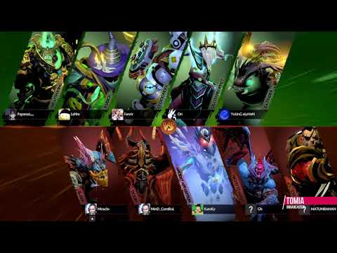 Dota Pit | Finals | Vici Gaming vs Team Liquid | Game 3 | Caster: Tomia