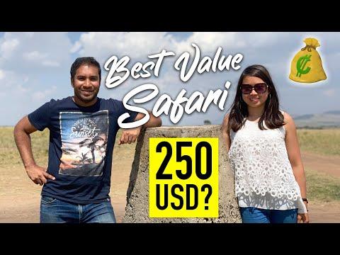 EXCLUSIVE DISCOUNT | Guide to The CHEAPEST MASAI MARA Safari Cost