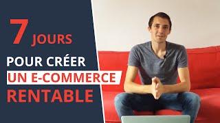 E-commerce : Créez une boutique en ligne très rentable en 7 …