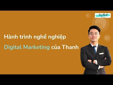 Hành trình nghề nghiệp Digital Marketing của 1 Marketing Manager | Duy Thanh Vlog