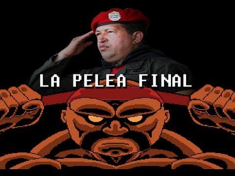 Las Aventuras Chavistas de Abobo: La batalla final