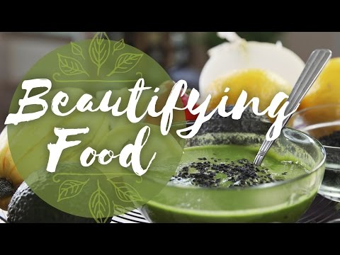 Foods For Healthy Beautiful Skin (From the Inside Out)