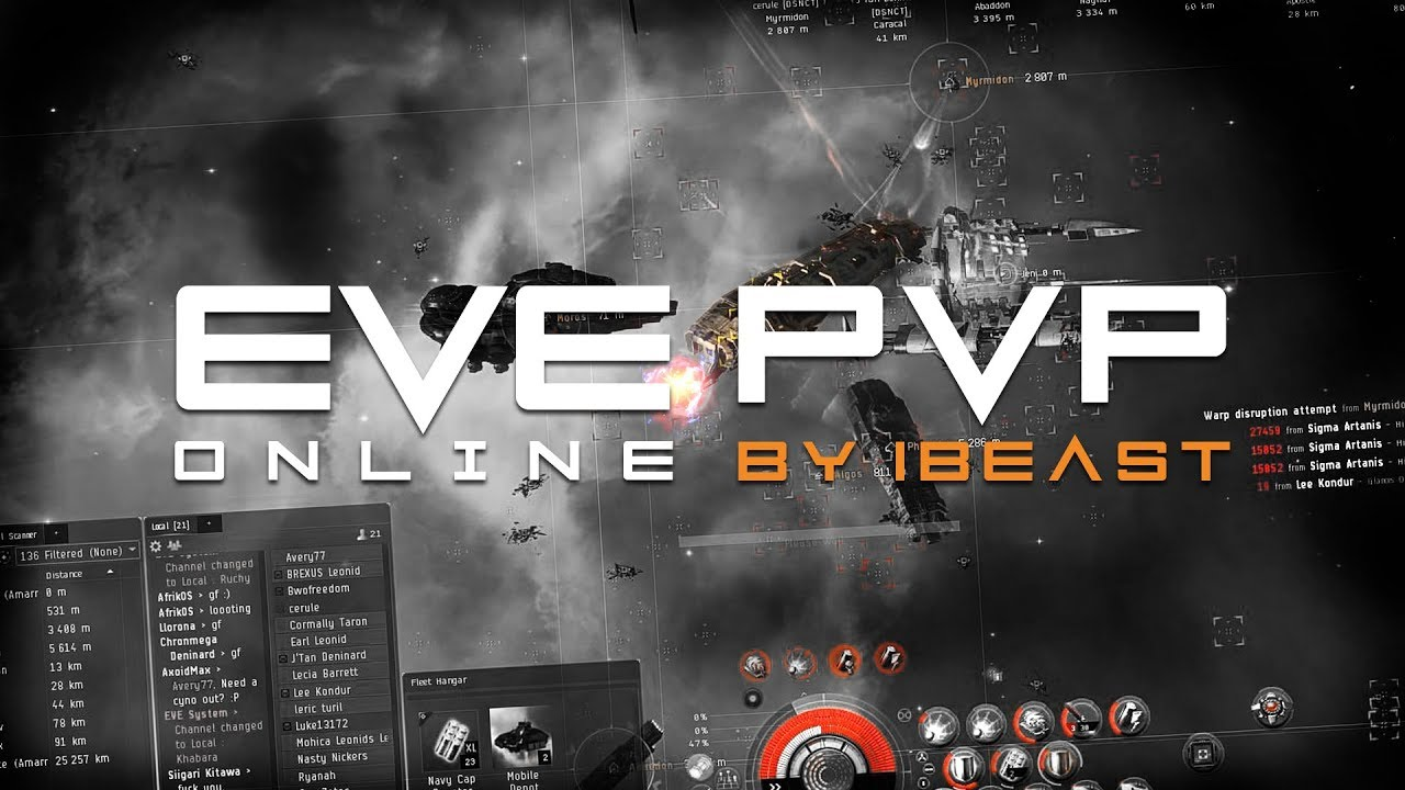 90% of My Gameplay | EvE Online