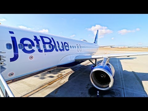 JETBLUE A320 + A321 Economy Class Review | San Francisco - Long Beach - Portland | Economy Week