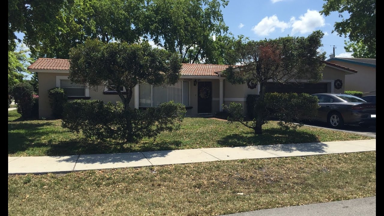 We Buy Houses: 3000 NW 21 Court, Fort Lauderdale, FL 33311