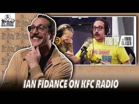 Ian Fidance Full Interview - KFC Radio