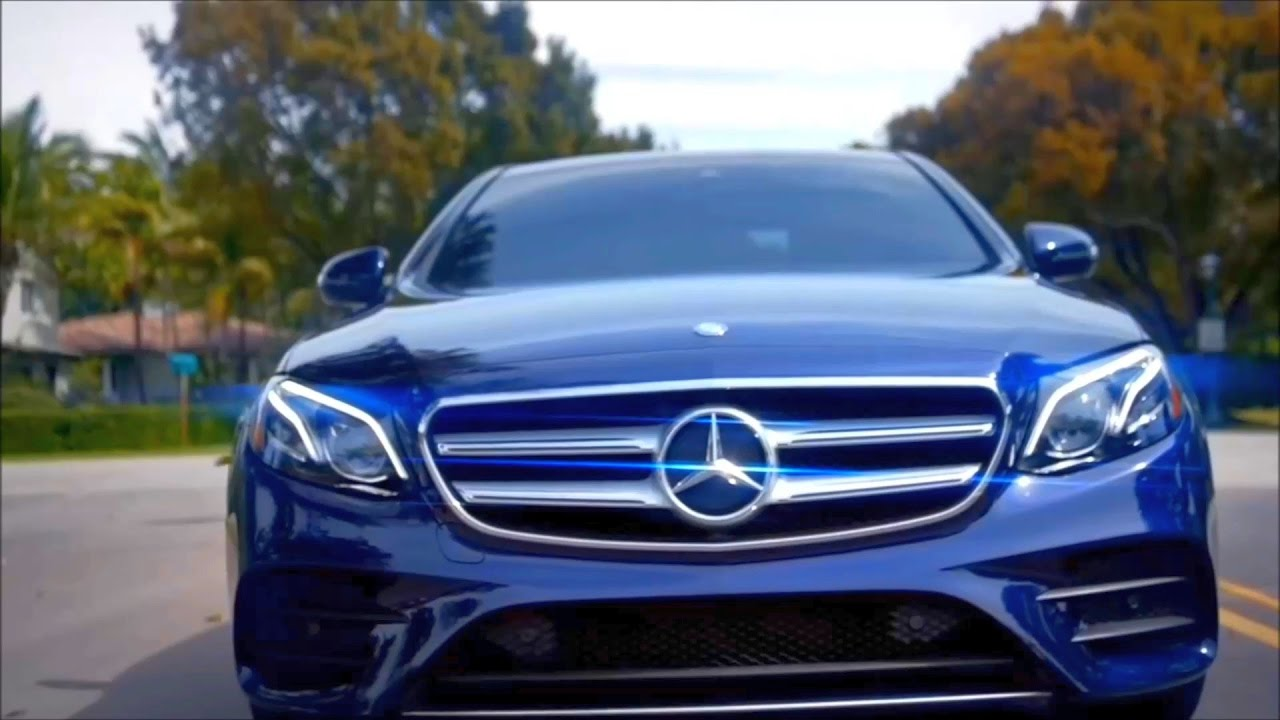 2017 Mercedes Benz E Class Quot Blue Star Quot Music Video Youtube