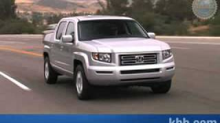 2009 Honda Ridgeline Review - Kelley Blue Book