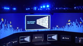 PlayStation E3 2013 Press Conference - Focus su PS4, PS Plus e Indie Games