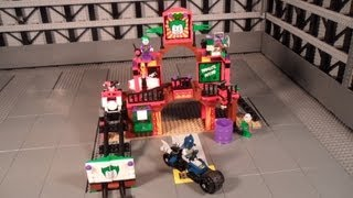 Download lagu Lego 6857 Review The Dynamic Duo Funhouse Escape Super Heroes