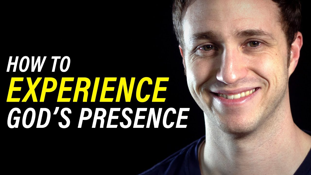 How to Experience God's Presence Right Now