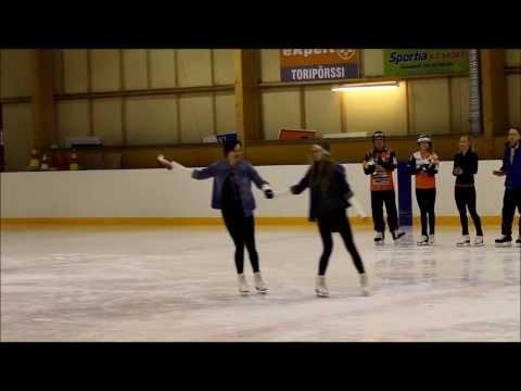 Dancing On Ice Hamina 2.3.2014