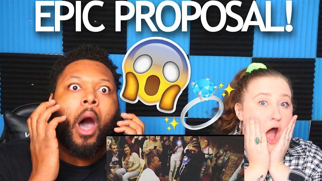 OUR FIRST PRANK EVER WITH THE PRINCE FAMILY! BABY SHOWER PROPOSAL!
