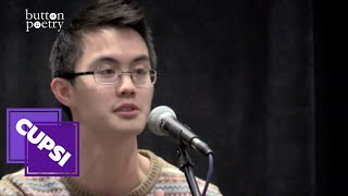 "Joshua Nguyen - ""Lessons From My Father Before My Birth"" (CUPSI 2015)"