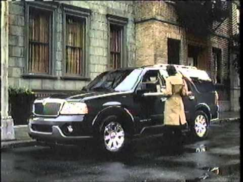 lincoln navigator commercial 2002 youtube lincoln navigator commercial 2002