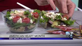 The Little Clinic dietitian shares heart-healthy recipes