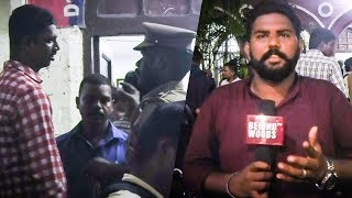EXCLUSIVE: Who is TamilGun's Admin? Where is he From? | Triplicane Police Station | TK 385